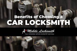 Benefits Of Locksmith