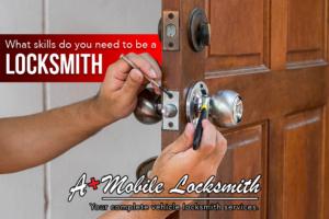 become a vehicle locksmith