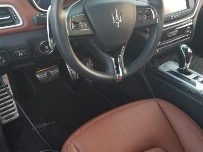 Maserati key